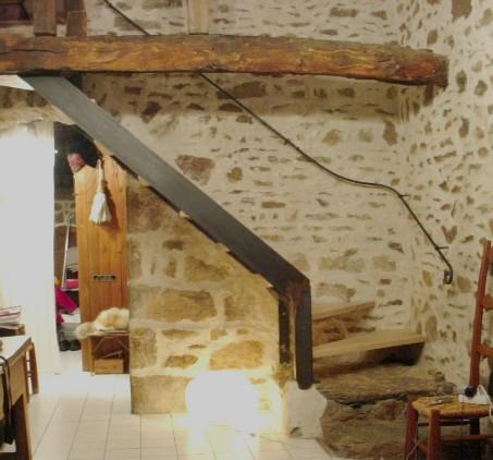 Ferronnerie batiment - Maison neuve style ancien ...